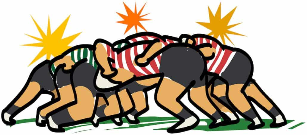 Agile and Rugby Scrum